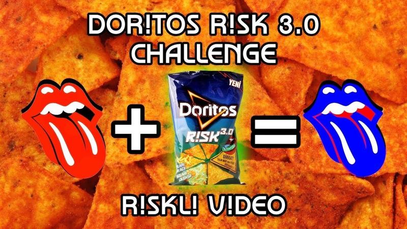 DORİTOS RİSK 3.0 CHALLENGE | Youtubeun Dibi, Kanal Büyütmek, Prim Canavarı, Sosyal Medya Sorunları