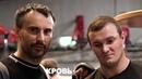 Алексей Рыбников — финалист любительского турнира по единоборствам LOMOV Gym