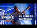 "SOLO BASS Victor Wooten Performs Amazing Grace"" Huckabee"