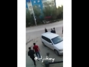 Женская драка возле бара Приют бодливой козы .13.08.18
