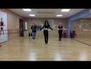 """Bachata Lady Style, Танцы """"Strelka"""" Нефтекамск. Связка с занятия"""