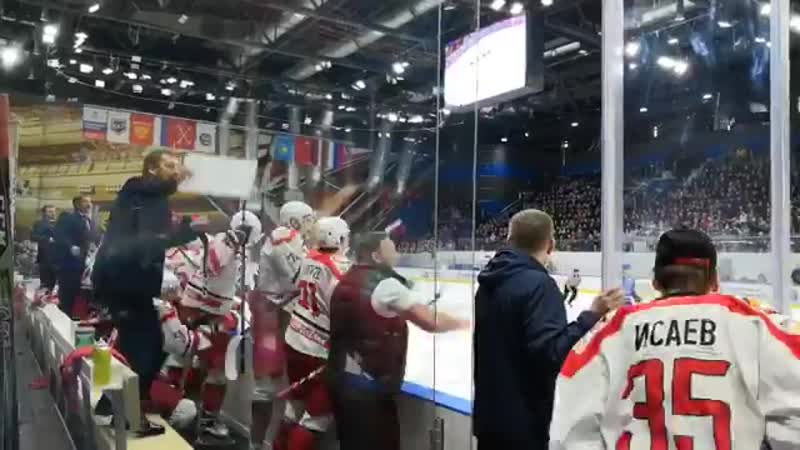10, 9, 8......Победа! КубокХарламова МХЛ10