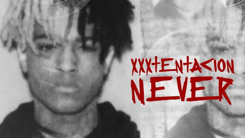 XXXTENTACION - NEVER / ПЕРЕВОД / WITH RUSSIAN SUBS