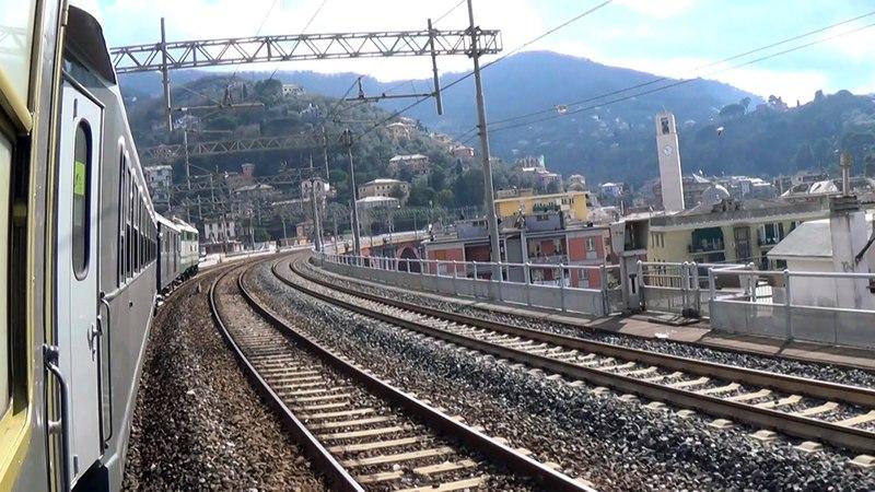 2016-03-19 Porte Aperte La Spezia Migliarina - Viaggio Genova Brignole - Santa Margherita Ligure