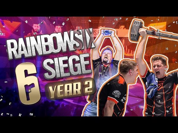 R6 Esports Year 2 in 1,255 Seconds