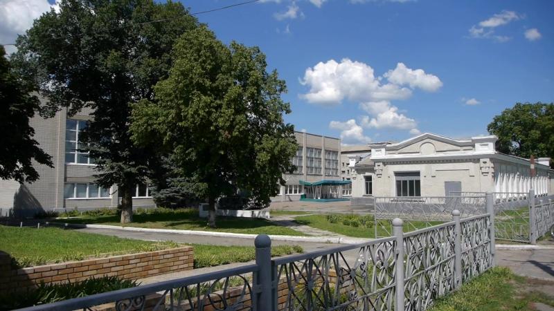 Навчально практичний центр за професією Тракторист машиніст сільськогосподарського виробництва на базі ВПУ 75 2018