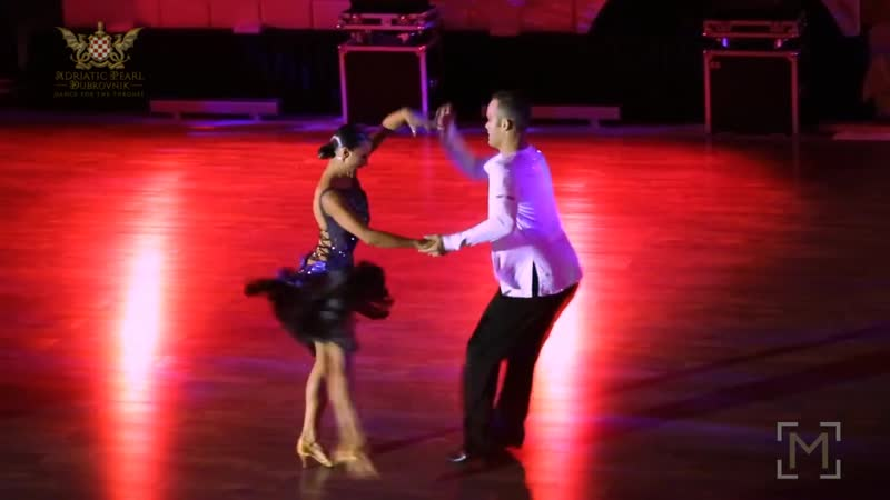 Franco Formica - Anna Melnikova - 2017 - Show Dance Samba