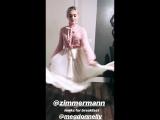 Обновление Ло ВонРампф в сервисе Instagram Stories (10.08.18)