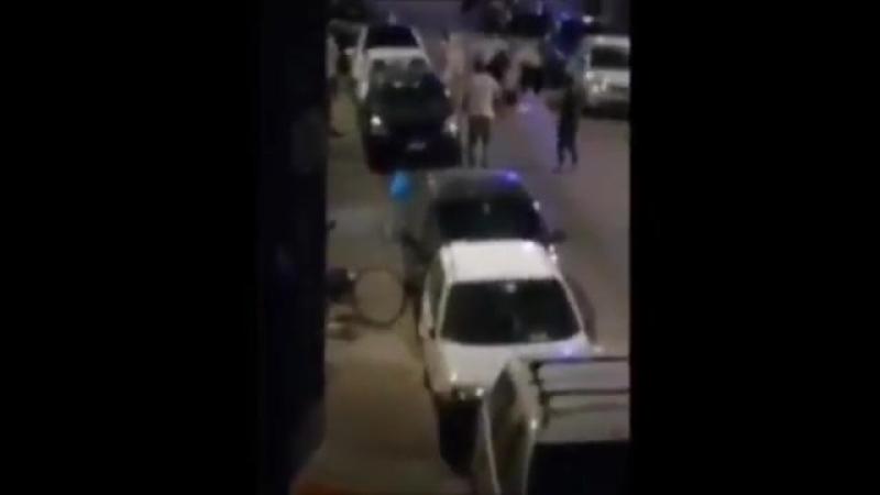 Italie - Une émeute éclate dans la ville de Florence qui oppose des migrants clandestins dealers de drogue