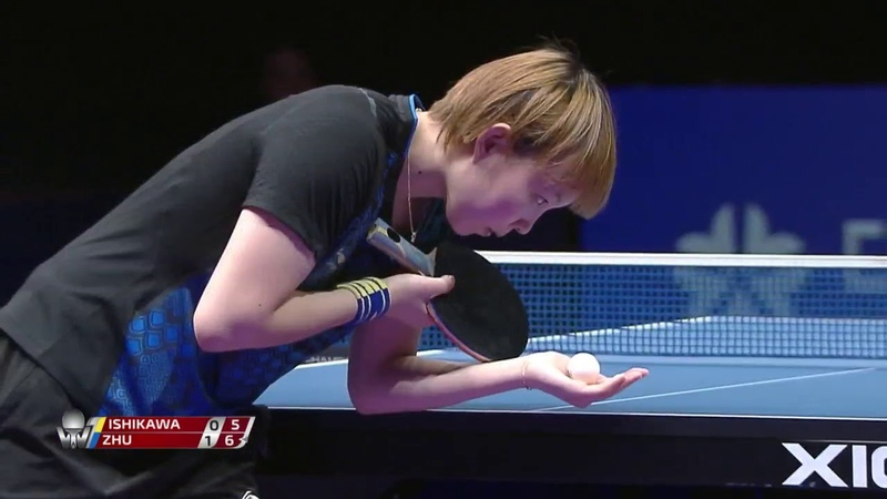 Kasumi Ishikawa vs Zhu Yuling | 2018 Korea Open Highlights (1/2)