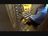 539 J. S. Bach - Prelude and Fugue in D minor, BWV 539 - Vincent Rigot, organ