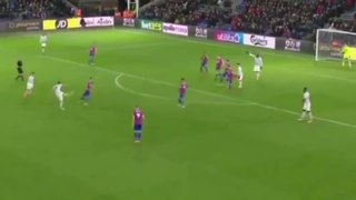 Nemanja Matic Goal vs Crystal Palace