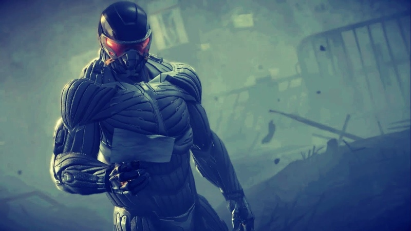 Dreadwing Клип на игру Crysis 2 3