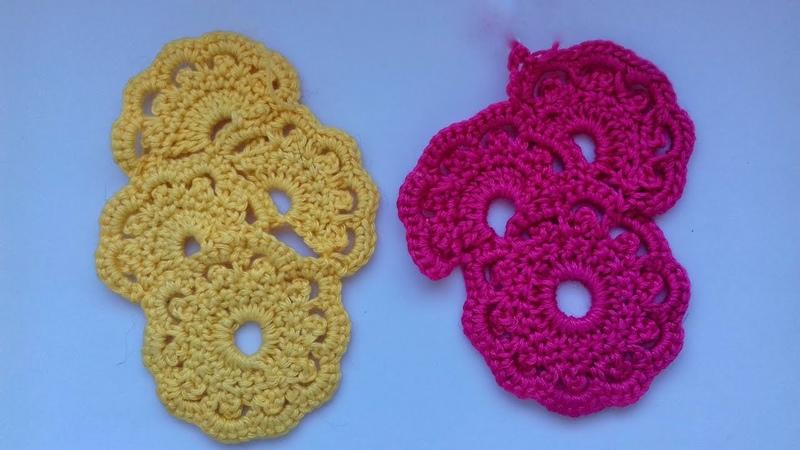 Красивое и очень простое ленточное кружево. Beautiful and very simple ribbon lace.