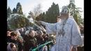 Великое освящение воды в Свято Успенском Одесском мужском монастыре