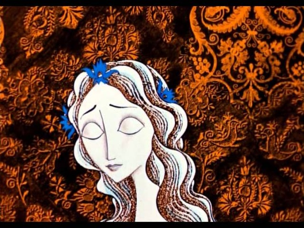 The little mermaid 1960 Rusalochka English Español subs Russian animation