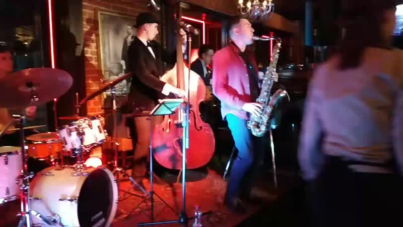 Kozlov club jazz jam session