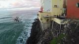 Ocean Bike Splash Danny MacAskill's Cascadia - Maniac