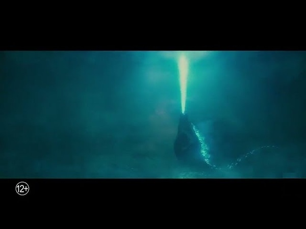 Годзилла 2 Король монстров - Русский трейлер [ 2019 ]