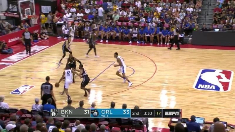 Isaiah Briscoe Full Highlights vs Nets (2018.07.06) Summer League - 16 Pts, 4 Ast ( 720 X 1280 ).mp4