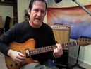 Tim Lerch Tim plays his new Signature Guitar from Mike Lull Custom Guitars