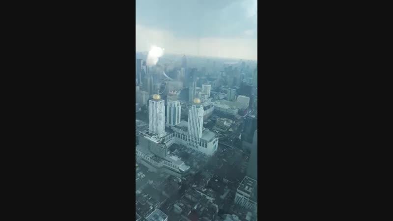 Bangkok Baiyoke Sky Hotel 20.11.2018 84 этаж