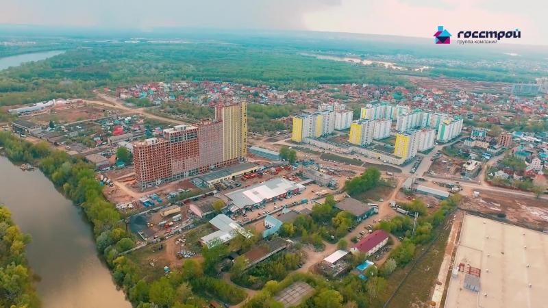 Жилой комплекс «Белая река» Уфа