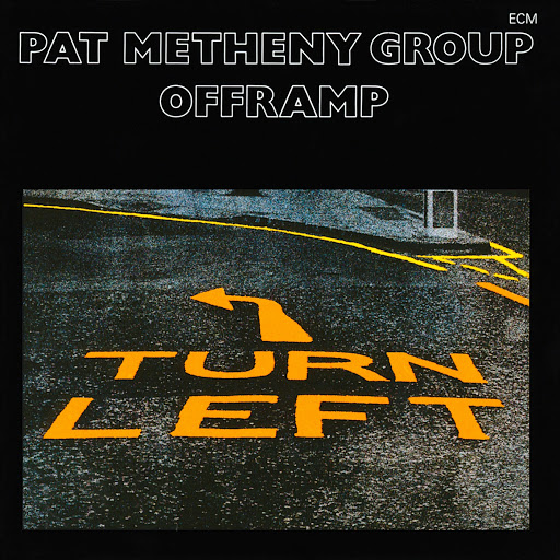 Pat Metheny Group альбом Offramp