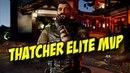 Rainbow Six Siege Thatcher Elite MVP Animation Alibi Maestro Season Pass Skins Face Reveal