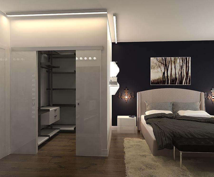 Небольшая  квартира (48 кв.