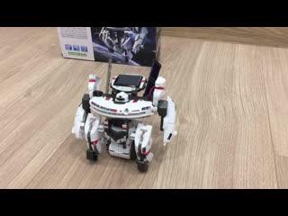 Конструктор роботов 7 в 1 Звездный флот 1150р