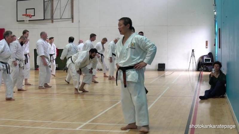 Masao Kagawa Shihan Bassai Dai