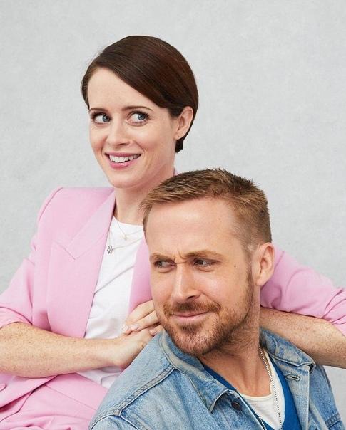 ryan gosling & claire foy people magazine, 2018