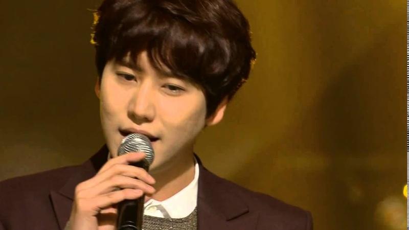 141120 MCD Encore Stage-규현(KYUHYUN)_광화문에서 1st No.1 [Full]