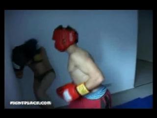 Léo vs Jeff ( Free Fight the revenge )