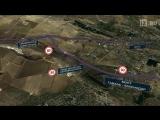 Схема движения транспорта до Крымского моста