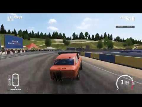 Wreckfest Northland Raceway вн петля KillerBee 164 1 02 183