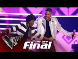 Donel Mangena - Cold Water (The Voice UK 2018)