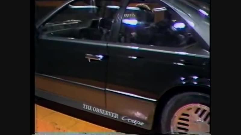 BMW 635 CSi Observer Coupe (E24) 1982