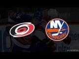 Carolina Hurricanes New York Islanders, 19.03.2018