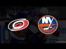 Carolina Hurricanes New York Islanders 19 03 2018