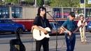 Реинкарнация. Группа КИНО и ЦОЙ - Перемен - Живой концерт 06.07.18. Питер.