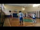 Тренировка по волейболу в группе 21 00 по вторникам
