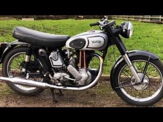 Мотоцикл Norton ES2, 1949 года