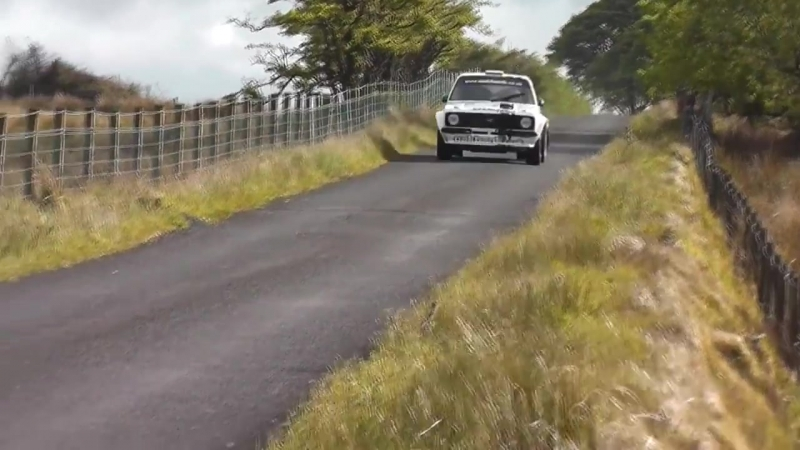 Ford Escort - Tarmac rally