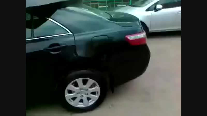 Чувак купил Тойота Камри, оборжаться [ Внимание жесткий мат].mp4