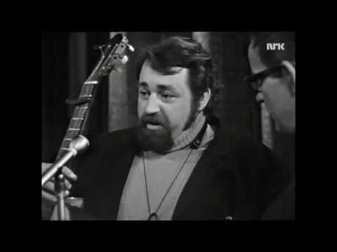 Cornelis Vreeswijk Nrk 1970 Balladen om Fredrik Åkare och Första vackra dan i maj