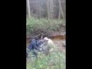 Чистка русла реки