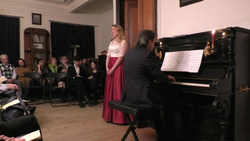Украинская народная песня Глибока кiрниця Исполнитель Анастасия Балака