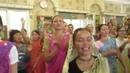 Праздничный киртан в храме Шри Шри Радха Говинды*** закл часть г ОМск